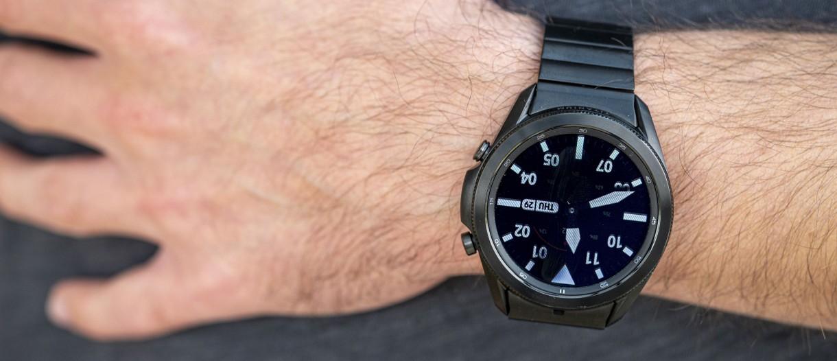 Samsung Galaxy Watch3 Titanium hands-on - GSMArena.com news