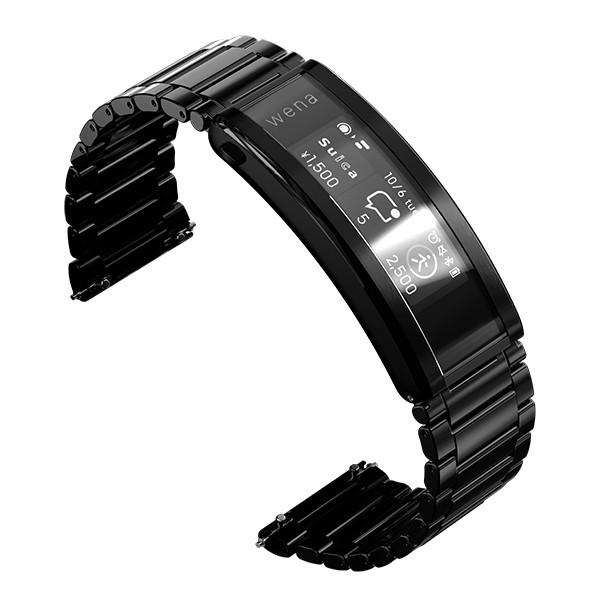 Le bracelet intelligent Sony Wena 3 pour montres gagne le capteur de fréquence auditive, support Alexa