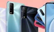 vivo Y30 and Y3s debut in China
