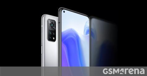 Xiaomi Redmi K30S is official with SD865, 144 Hz screen - GSMArena.com news - GSMArena.com