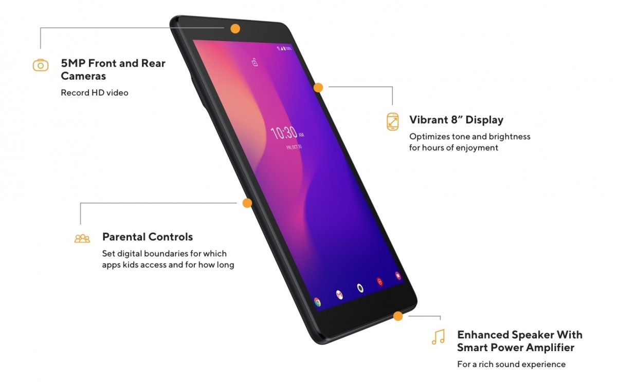 Alcatel announces tablet called Joy Tab 2, available at Metro by T-Mobile for $120