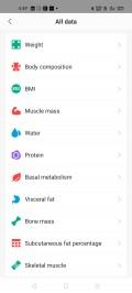 அமாஸ்ஃபிட்டின் Android பயன்பாட்டிற்கு வடிவமைப்பு மாற்றியமைத்தல் தேவை