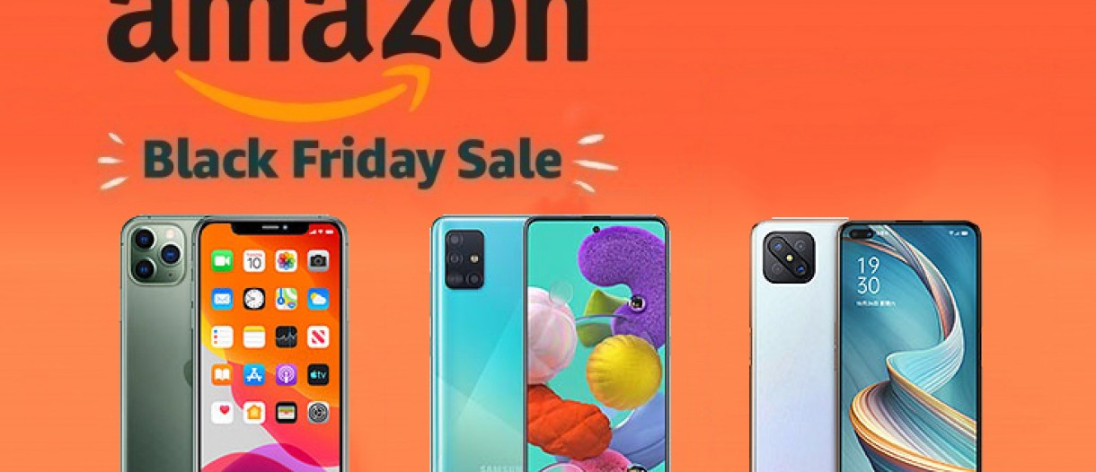 Amazon Black Friday deals let you save on Apple, Samsung, Oppo and others -  GSMArena.com news