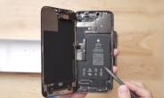 Le premier démontage de l'Apple iPhone 12 Pro Max confirme la capacité de la batterie