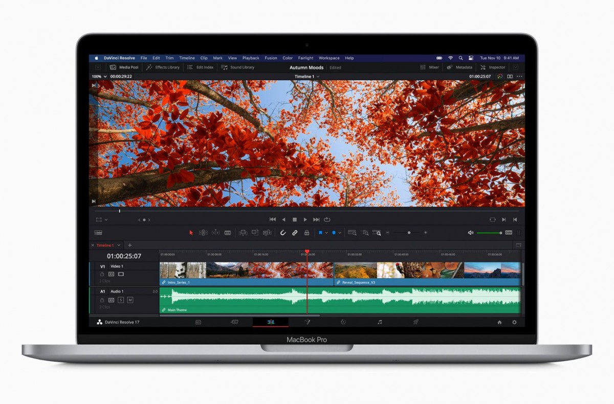 Apple MacBook Pro 13 has best MacBook battery life ever, thanks to M1 chip