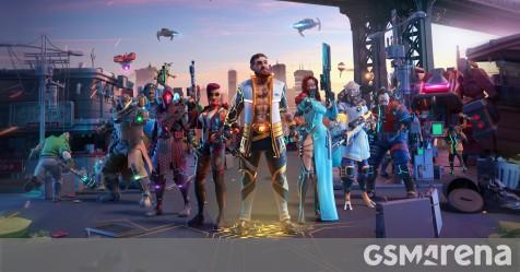 """""""Dystopia: Contest of Heroes"""" sẽ ra mắt trên Huawei AppGallery trước tiên"""