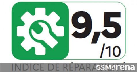 Pháp sẽ bắt đầu dán nhãn hàng điện tử với xếp hạng khả năng sửa chữa bắt đầu từ tháng Giêng