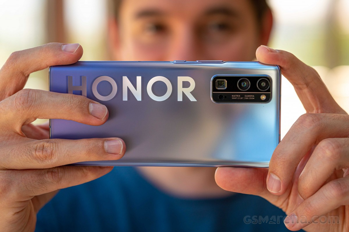 Honor V40 phones to arrive mid-December with two chipsets
