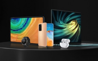 Huawei Black Friday kicks off with discounts on phones, laptops and accessories