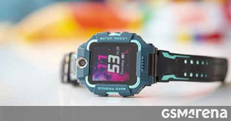 Đánh giá imoo Watch Phone Z6