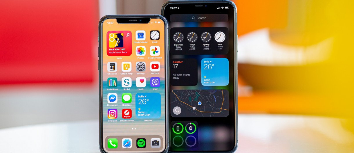 Ios 14 2 And Ipados 14 2 Out With New Emoji Wallpapers And Bug Fixes Gsmarena Com News