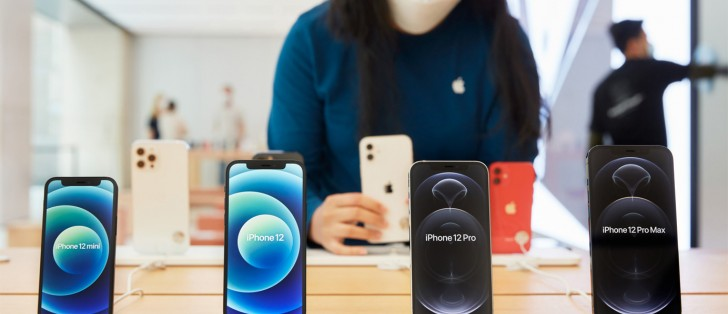 Apple iPhone 12 mini and 12 Pro Max now on sale - GSMArena.com news
