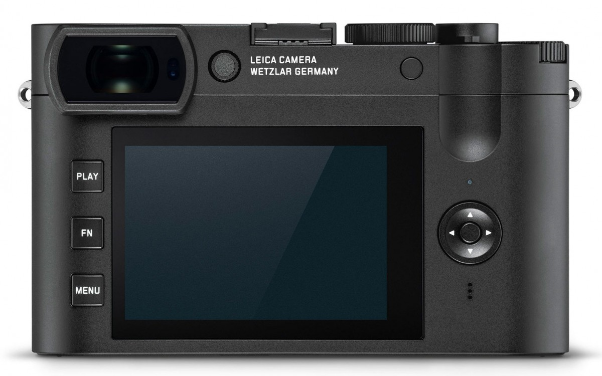 Leica Q2 Monochrom is a $6000 full-frame monochrome camera