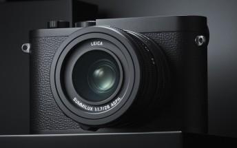 Leica Q2 Monochrom is a $6000 full-frame monochrome camera