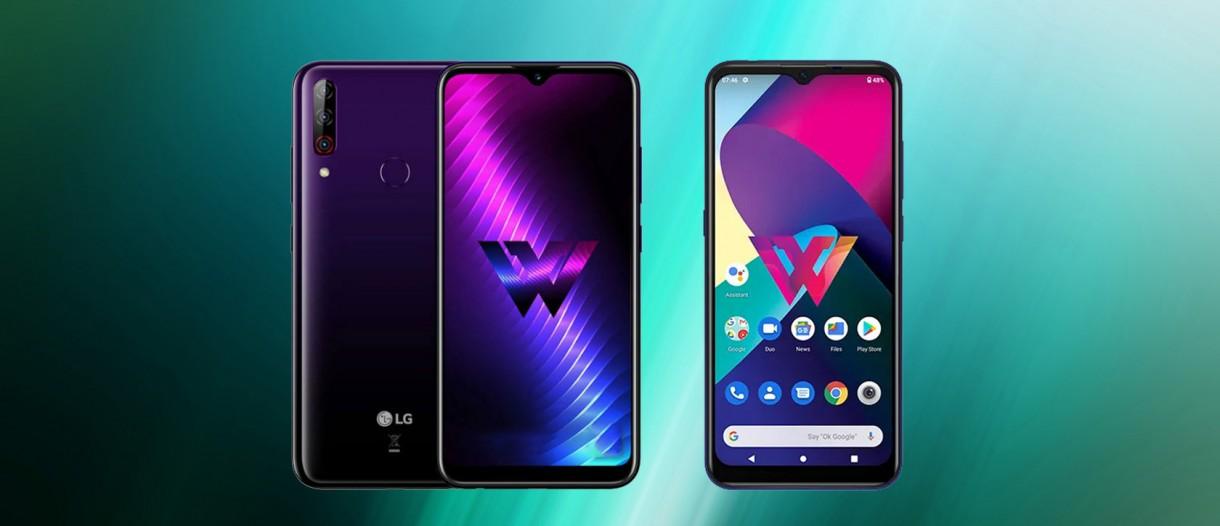LG announces W11, W31 and W31+ for India - GSMArena.com news