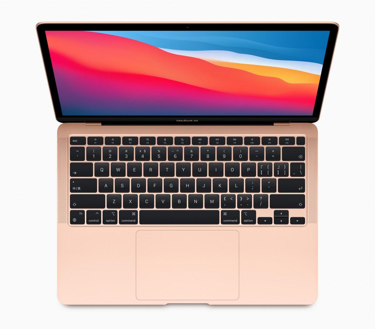 MacBook Air con M1 se vuelve oficial, cuenta con 18 horas de duración de la batería