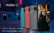 Motorola Moto E7 unveiled with a 48MP camera, Helio G25 chipset