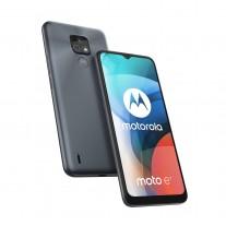Motorola Moto E7 in Mineral grey