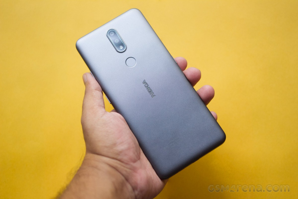 Nokia 2.4 hands-on