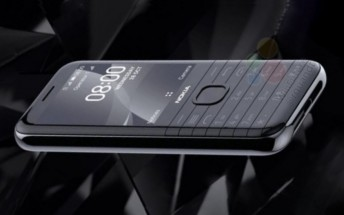 Nokia 8000 4G image and key features leak: 2.8