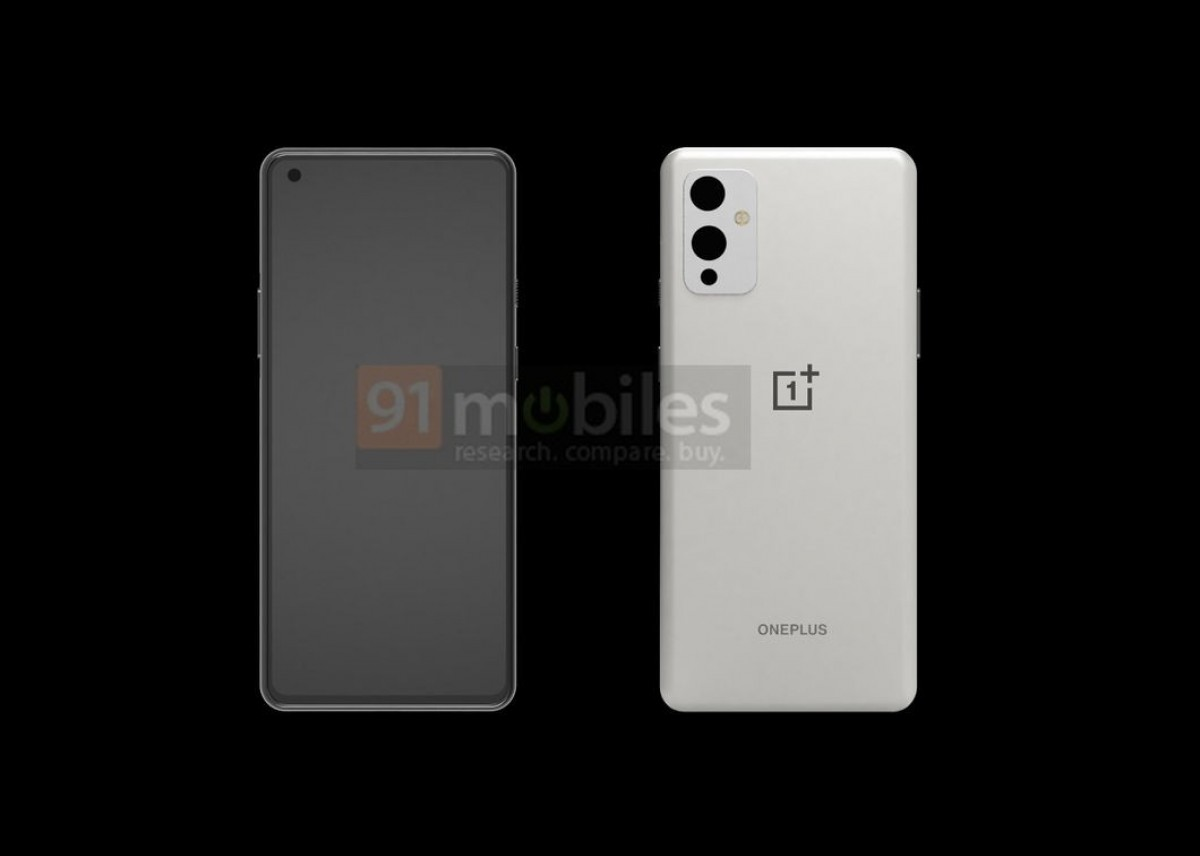 First OnePlus 9 CAD renders surface