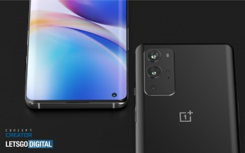 New OnePlus 9 and 9 Pro renders offer a close look at what's coming in March