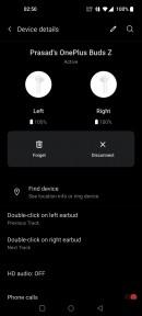 gsmarena 010 - OnePlus Buds Z overview - GSMArena.com information
