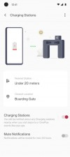 OnePlus Charging Station notification
