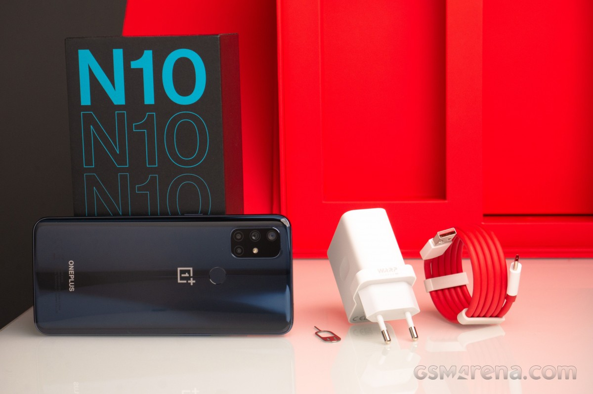OnePlus Nord N10 5G in for review
