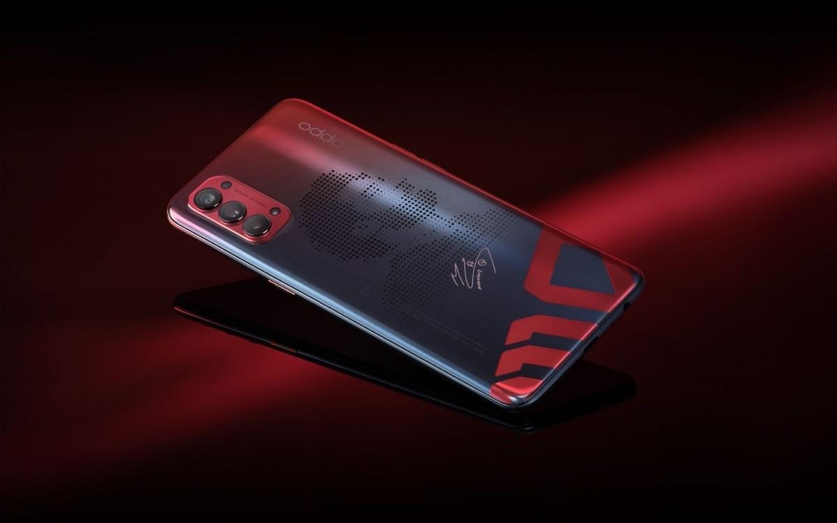Oppo introduces customized Reno4 Mo Salah Edition smartphone