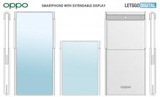 Visualisation of Oppo's concept device, property of LetsGoDigital