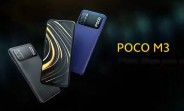 The Poco M3 is rumored to launch in Europe at around €150, will have a 48 MP camera