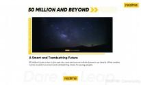Realme's journey to 50 million