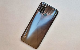 Realme 7i hands-on review