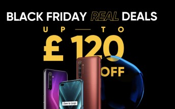 Realme unveils its Black Friday promos