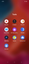 realme UI home screens and folders - Realme Narzo 20A hands-on review