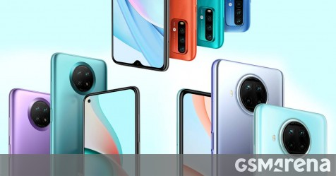 Xiaomi unveils new Redmi Note 9 trio: Pro has a 108MP cam, 120 Hz screen - GSMArena.com news - GSMArena.com