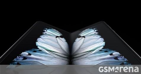 Samsung: future foldables will be thinner and lighter - GSMArena.com news - GSMArena.com