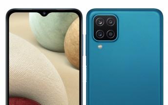 Samsung Galaxy A12 and Galaxy A02s announced: 6.5