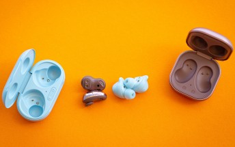Samsung highlights the key features of Galaxy Buds+ and Galaxy Buds Live in new infographic