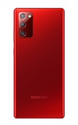 Rouge mystique Samsung Galaxy Note20 5G