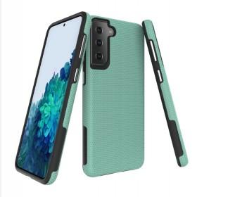 Samsung Galaxy S21 (or S21+) case renders