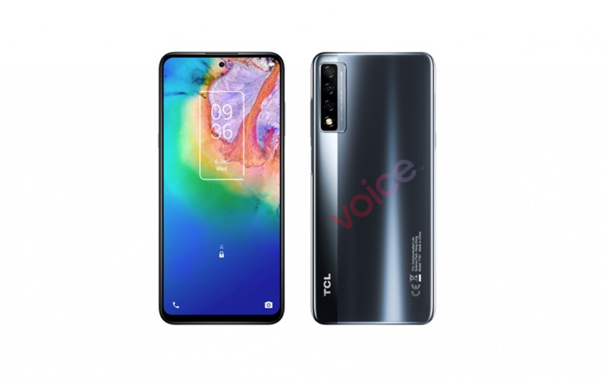 First TCL 20 5G specs and images appear, to arrive in early 2021