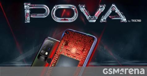 Tecno trêu chọc điện thoại Pova mới với camera bốn, sẽ ra mắt trên Flipkart ở Ấn Độ vào tuần tới
