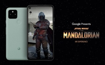 Google teams up with Disney for The Mandalorian AR Experience