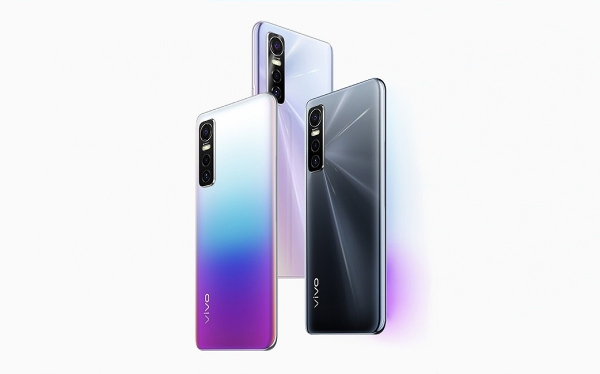 Vivo S7e 5G is official with a 64 MP camera, 33W fast charging