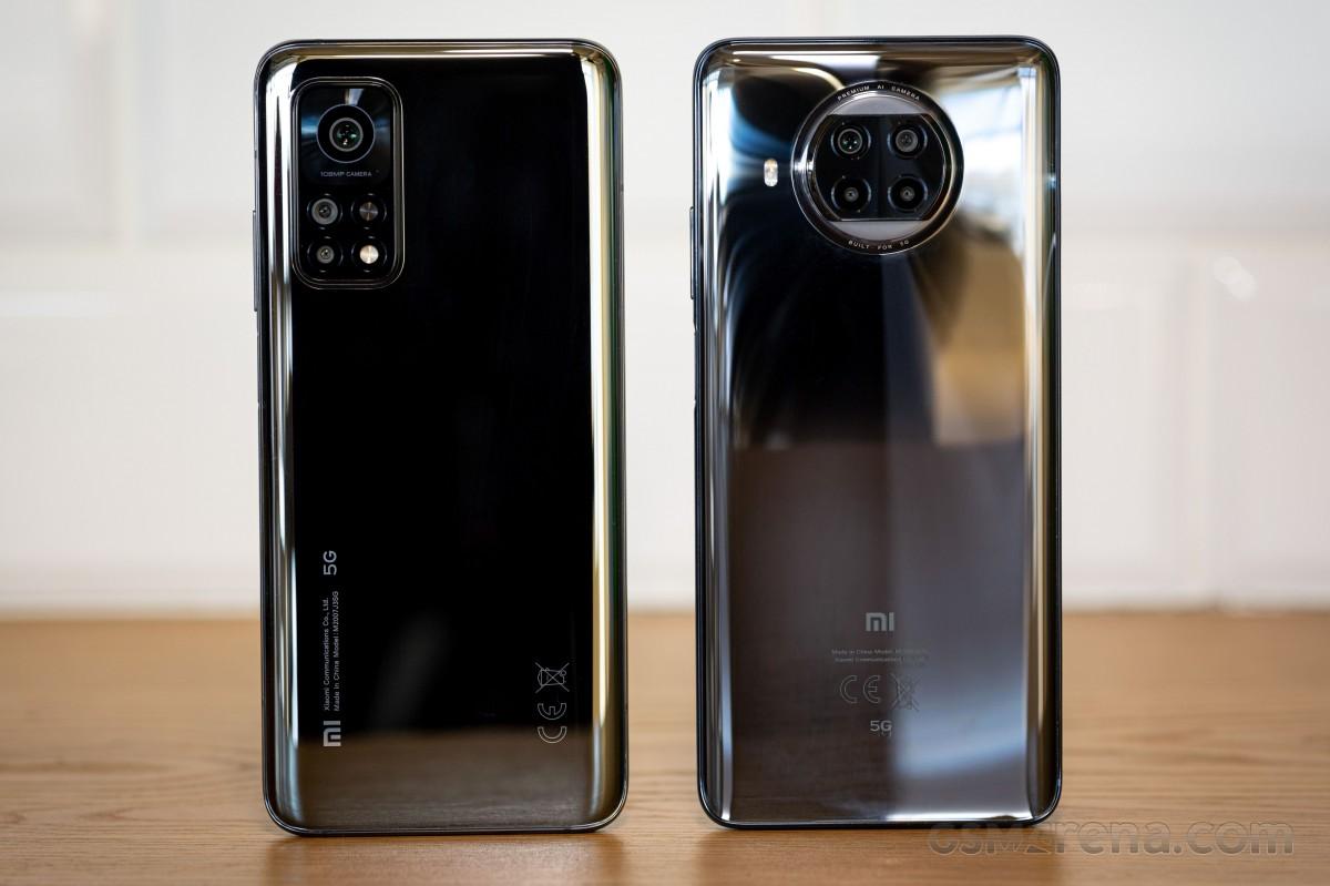 Xiaomi Mi 10T Pro and Mi 10T Lite