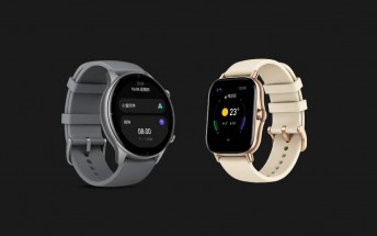 Amazfit GTR 2e and GTS 2e launching in India this month