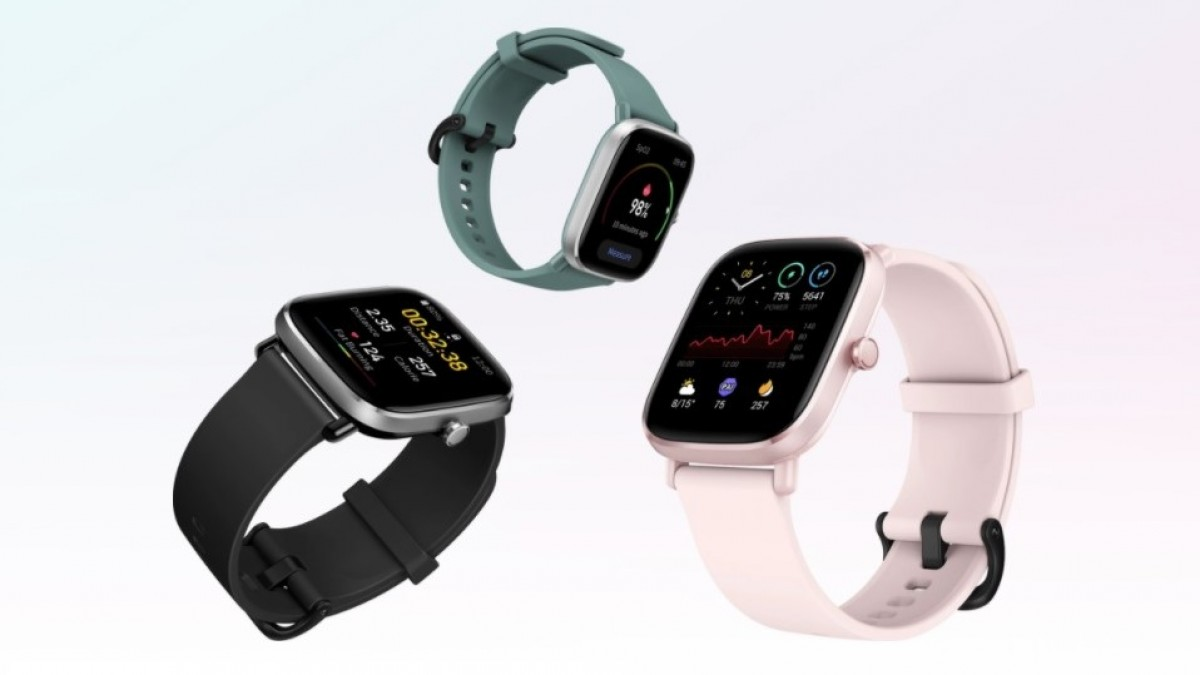Amazfit GTS 2 mini launched in India for INR6,999