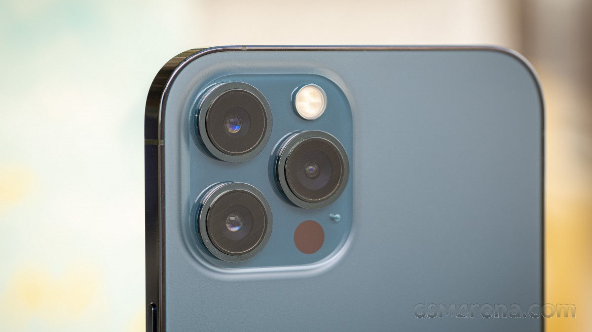 Don't expect any significant camera upgrade on iPhones until 2022